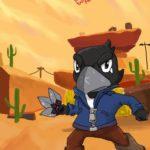 Crow Art 4