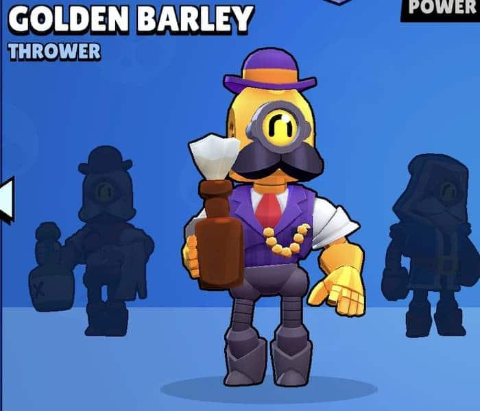 Золотой Барли