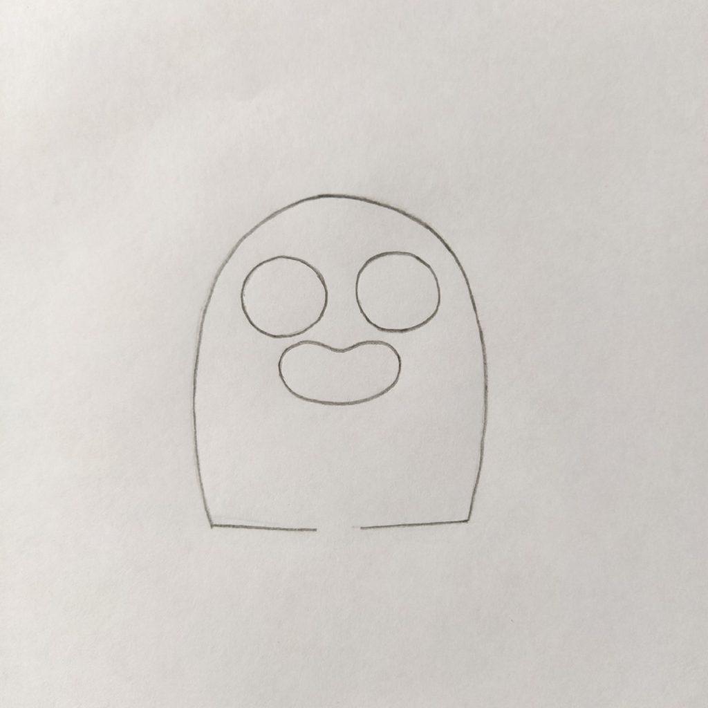 Как нарисовать Спайка из Бравл Старс, раскраска поэтапно ...